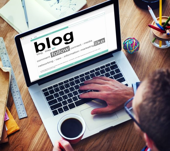 blogging-in-online-marketing